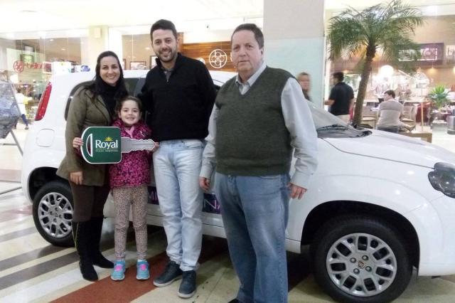 Sai o nome do vencedor de carro zero km em promoção do Royal Plaza Shopping - Royal Plaza Shopping