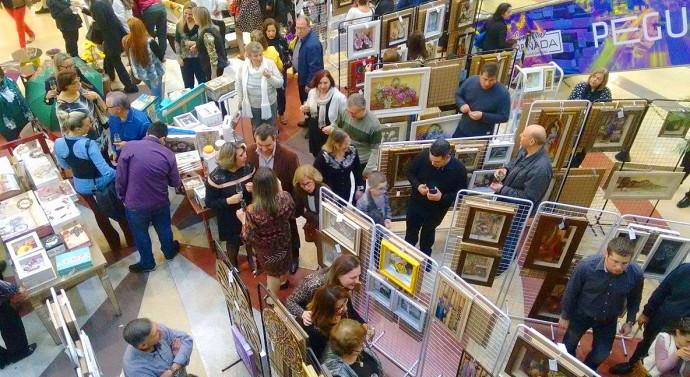 1ª Mostra de artes e artesanato acontece no Royal Plaza Shopping - Royal Plaza Shopping