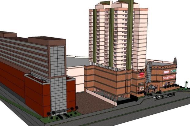 Obras em shopping de Santa Maria devem começar no segundo semestre de 2017 - Royal Plaza Shopping
