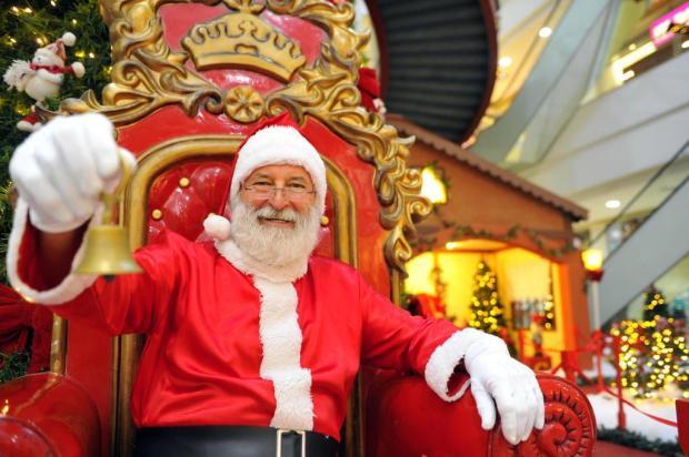 Profissão Papai-Noel: não há crise para quem deseja fazer o papel do Bom Velhinho - Royal Plaza Shopping