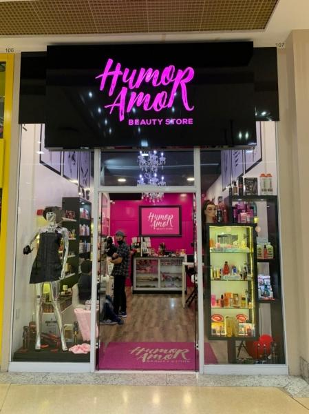Humor Amor Beauty Store