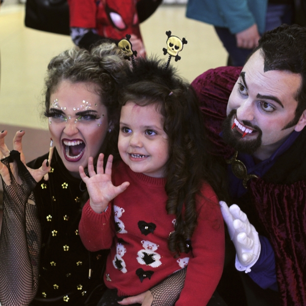 Halloween do Royal - Royal Plaza Shopping