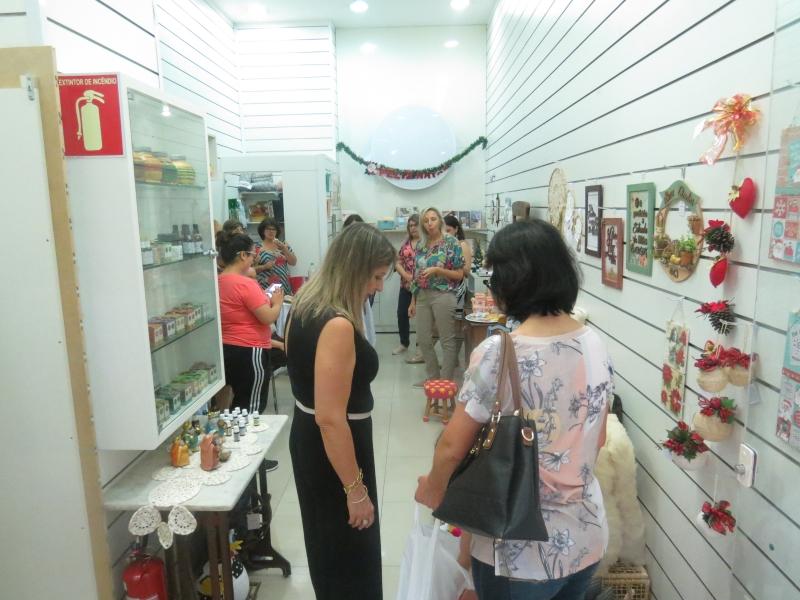 Inauguração Loja Amigas da Arte - Royal Plaza Shopping