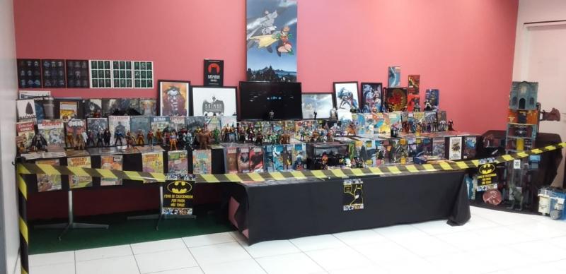 EXPOSIÇÃO: A SOMBRA DO MORCEGO 2 - Royal Plaza Shopping