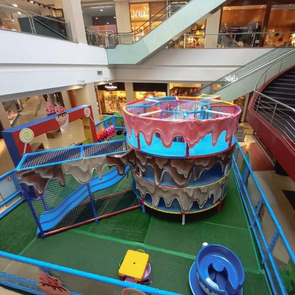 Quer embarcar numa doce diversão com o Royal? - Royal Plaza Shopping